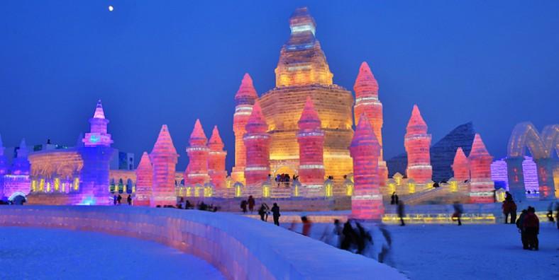 5-Day White Romantic Tour of Harbin