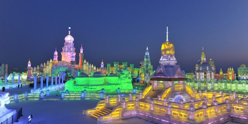 5-Day Skiing in Harbin Tour