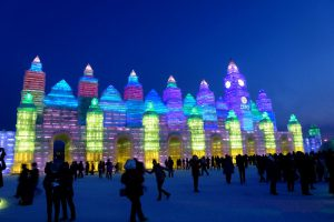 Harbin Ice and Snow World, Heilongjiang