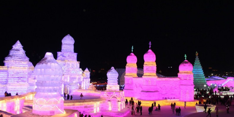 4-Day Impressive Oriental Moscow Tour of Harbin