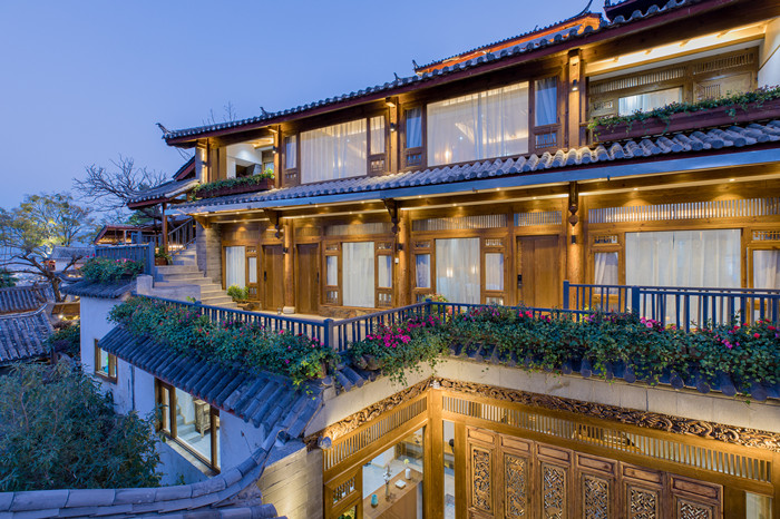 Lijiang Manty House in Lijiang Old Town