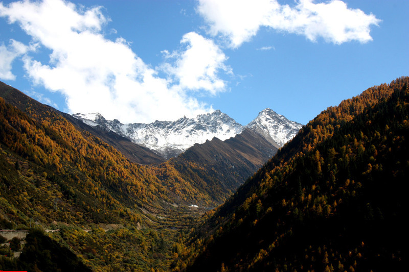 7 Days Mt. Siguniang, Danba and Hailuogou Tour from Chengdu