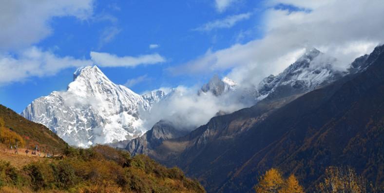 6 Days Mount Siguniang Dafeng and Erfeng Climbing Tour