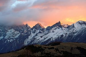 Mount Siguniang in Aba, Sichuan