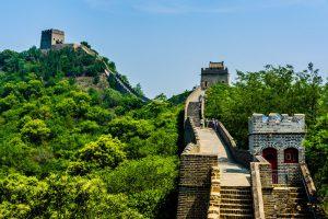 Tianjin Huangyaguan Great Wall in Jixian County, Tianjin