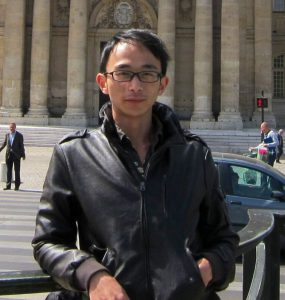 Vincent Zhao-French Web Editors