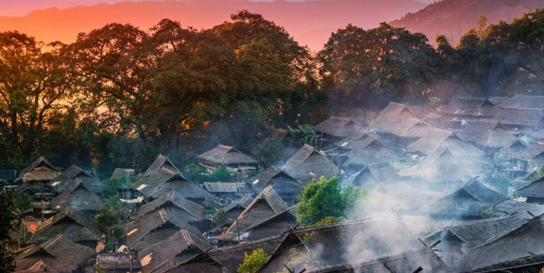 4 Days Cangyuan Wa Ethnic Culture Tour