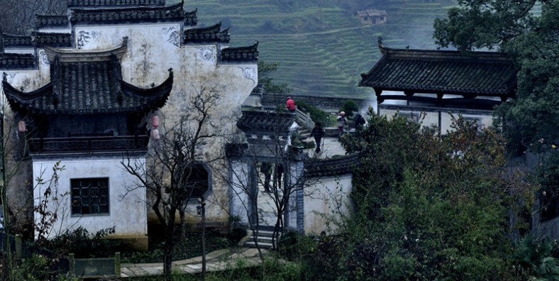 5 Days Jiangxi Province Tour with Wuyuan Villages and Mount Lushan