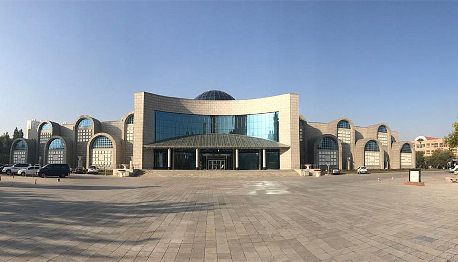 Xinjiang Museum in Urumqi