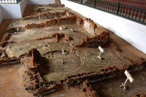 Dahecun Ruins in Zhengzhou