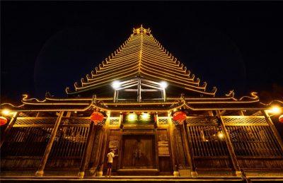 Drum Tower in Sanjiang County, Liuzhou