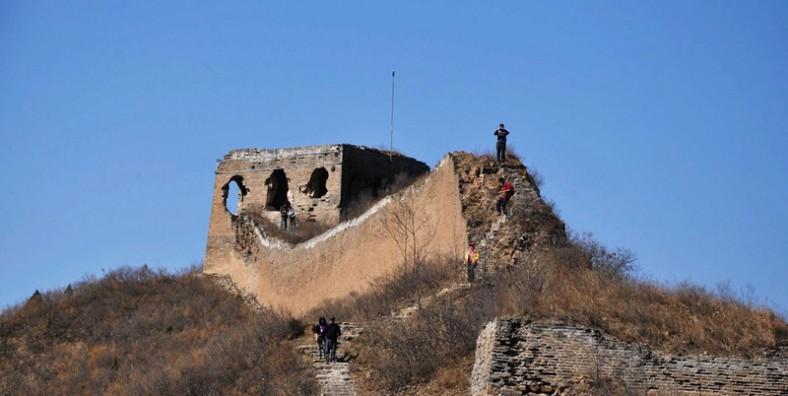 3 Days Great Walls Hiking Tour: From Gubeikou to Jinshanling, Simatai, and Jinshanling Great Wall