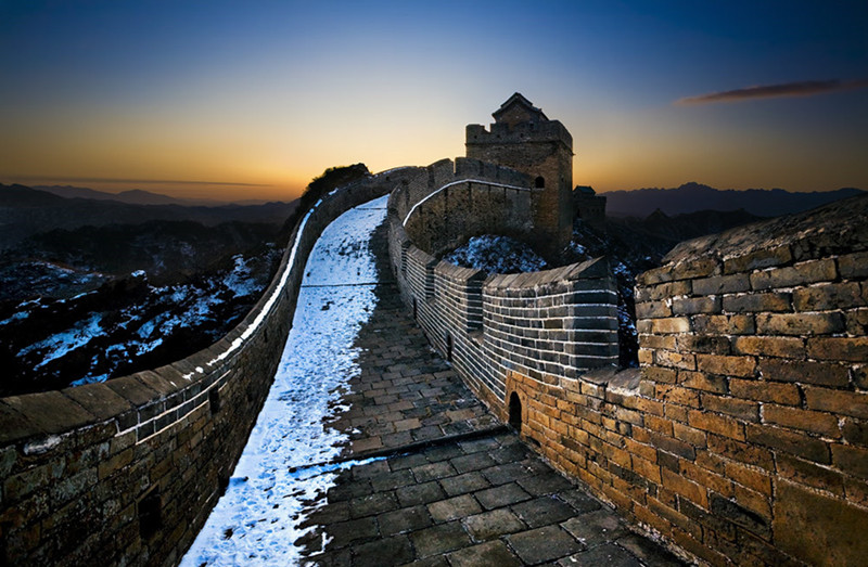 Gubeikou Great Wall in Beijing