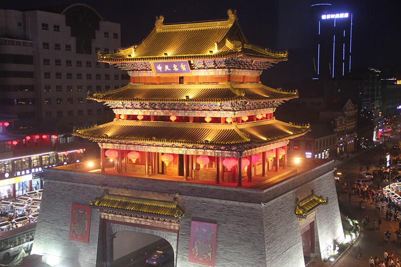 5 Days Anyang Xinxiang Kaifeng Zhuxian Town Tour
