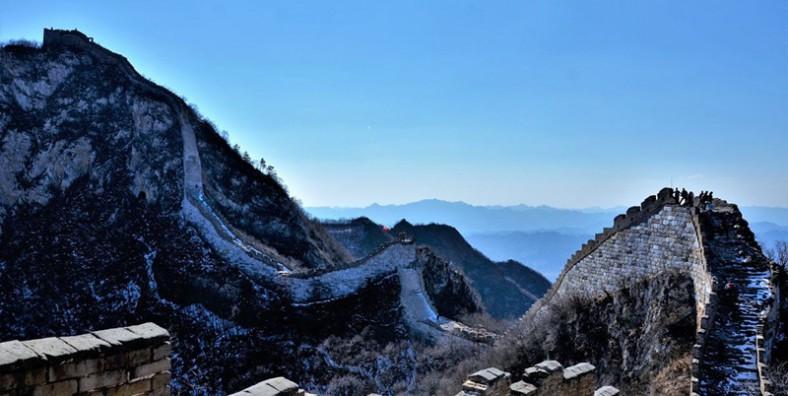 3 Days Great Walls Hiking Tour: Huanghuacheng, Xishuiyu, Jiankou, Mutianyu, and Simatai Great Wall