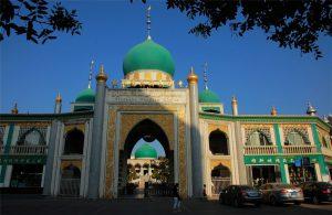Nanguan Mosque in Yinchuan
