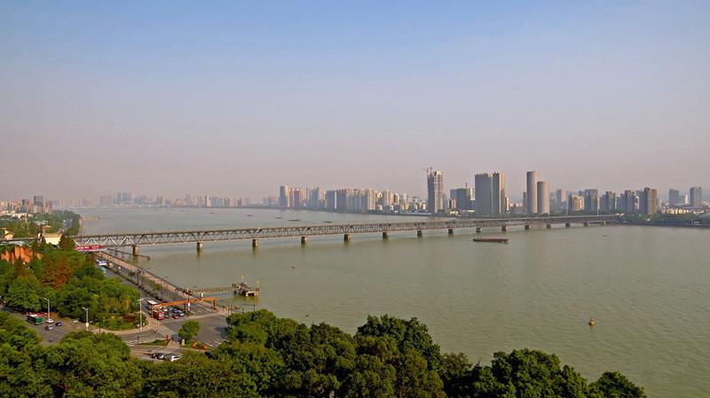 Qiantang River in Hangzhou