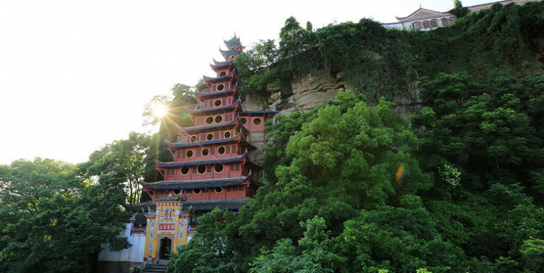 5 Days Yichang City Tour with Yangtze River Cruise from Yichang to Chongqing