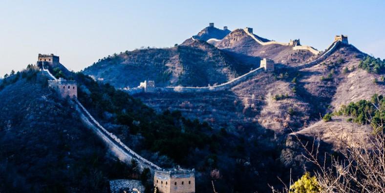 2 Days Great Walls Hiking and Camping Tour: Jiankou, Mutianyu, and Simatai Great Wall