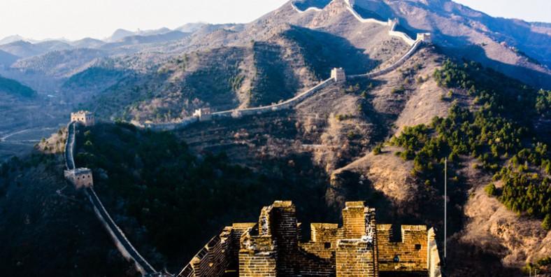 2 Days Great Walls Hiking and Camping Tour: From Jinshanling to Simatai Great Wall