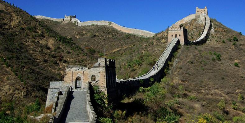 2 Days Great Walls Hiking and Camping Tour: From Gubeikou to Jinshanling, and Simatai Great Wall