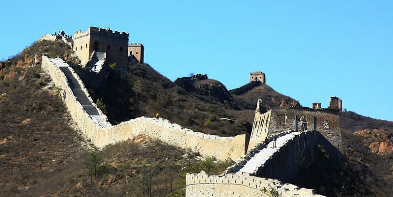 One Day Beijing Simatai Great Wall Hiking & Gubei Water Town Culture Tour