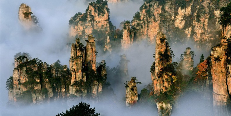 10 Days Jiangxi and Hunan Villages and Wonders Tour