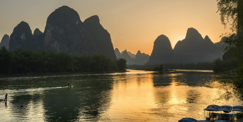 6 Days Guilin and Beihai Hillside and Beachside Tour
