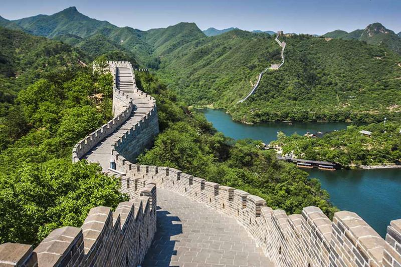 Xishuiyu Great Wall in Beijing