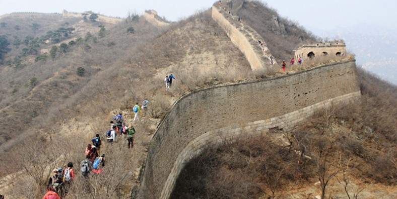 2 Days Huanghuacheng to Xishuiyu and Gubeikou to Jinshanling Great Wall Hiking Tour