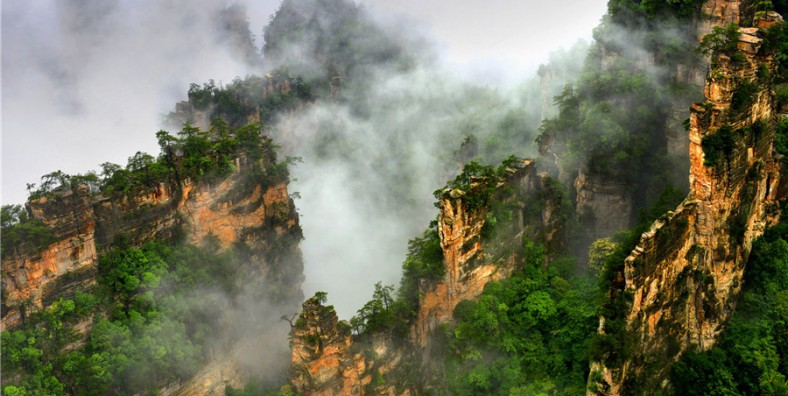 12 Days China Nature Wonders Tour with Jiuzhaigou and Zhangjiajie