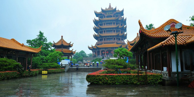 3 Days Wuhan City Tour from Yichang by Speed Train