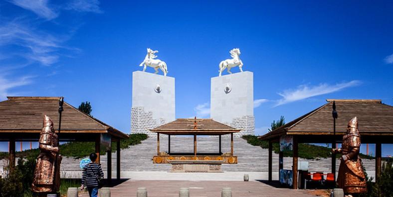 6 Days Inner Mongolia Genghis Khan & Huitengxile Grassland Tour