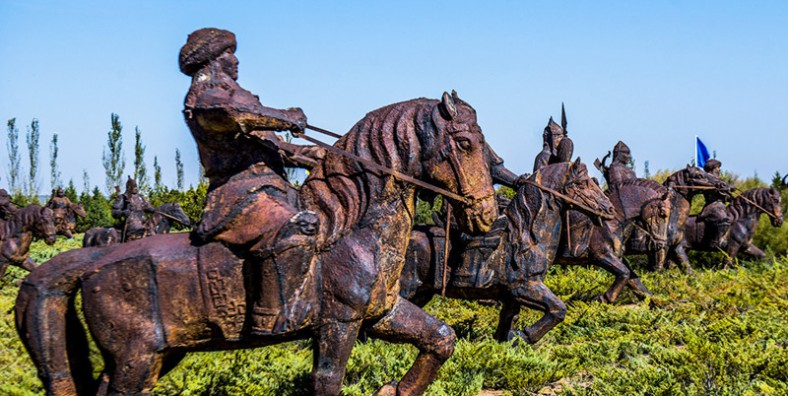 3 Days Inner Mongolia Genghis Khan & Xilamuren Grassland Group Tour