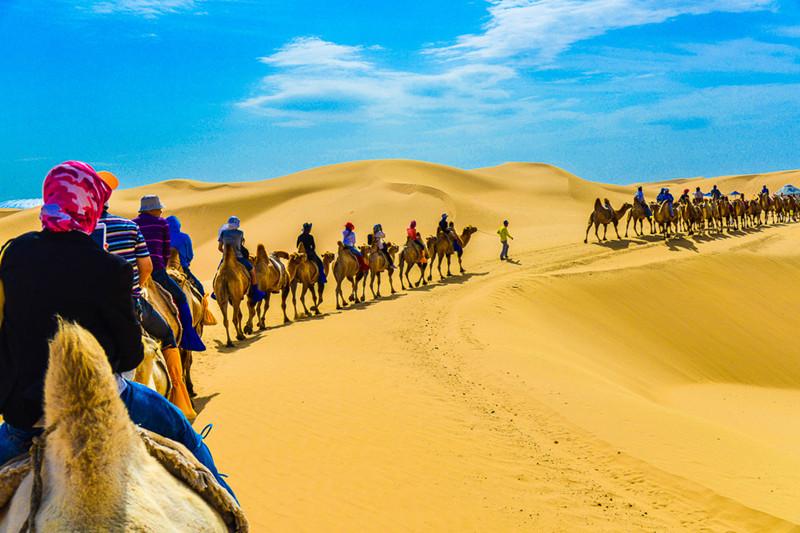 Whishtling Dune Bay in Hohhot