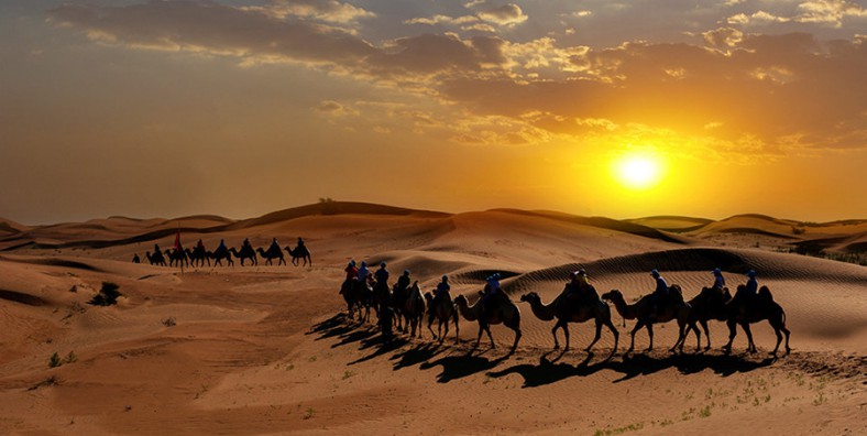 3 Days Inner Mongolia Grassland & Desert Tour with Mausoleum of Genghis Khan