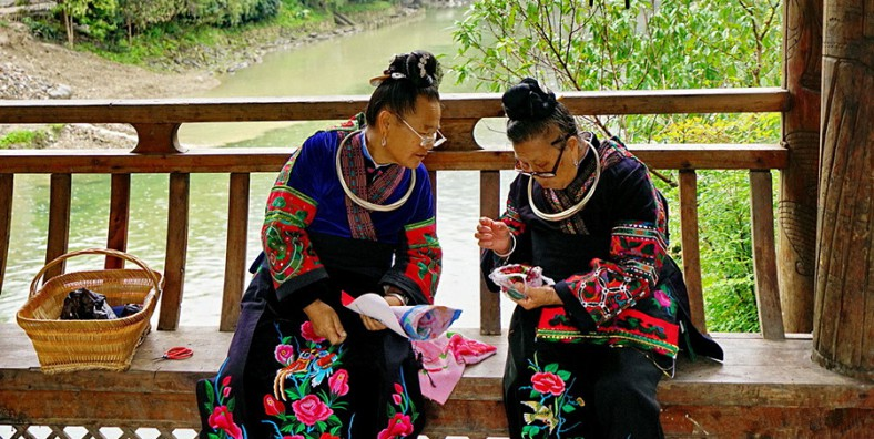 4 Days Kaili Miao Minority Villages Tour from Guiyang