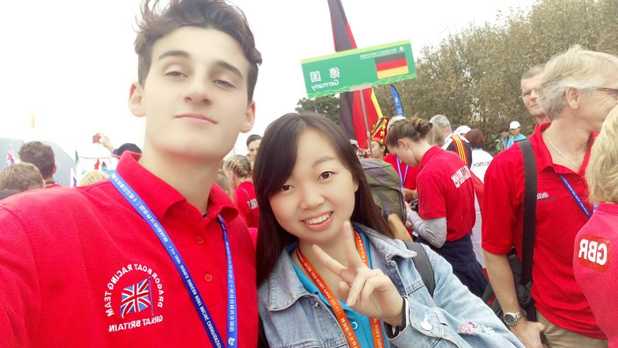 Carina Guan-Guan Shumin website editor of ychinatours in kunming yunnan