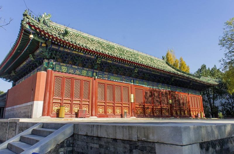 Ancient Architecture Museum in Beijing