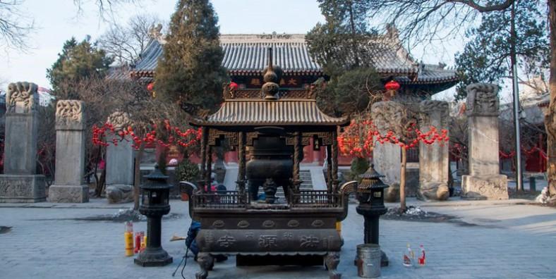 Fayuan Temple in Beijing, Beijing Fayuan Si – China Travel Agency, China  Tours 2019 | China Dragon Tours