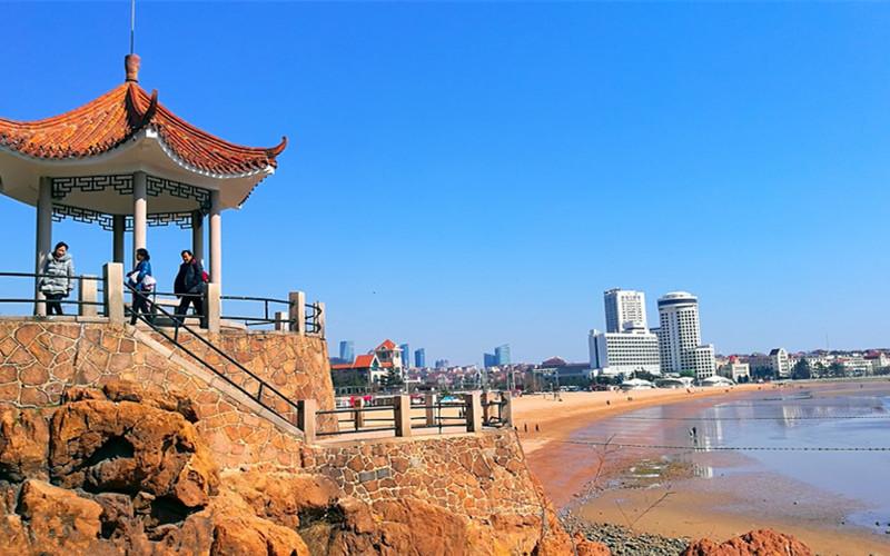Qingdao No.1 Bathing Beach