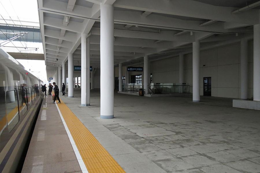 Anshun West Railway Station