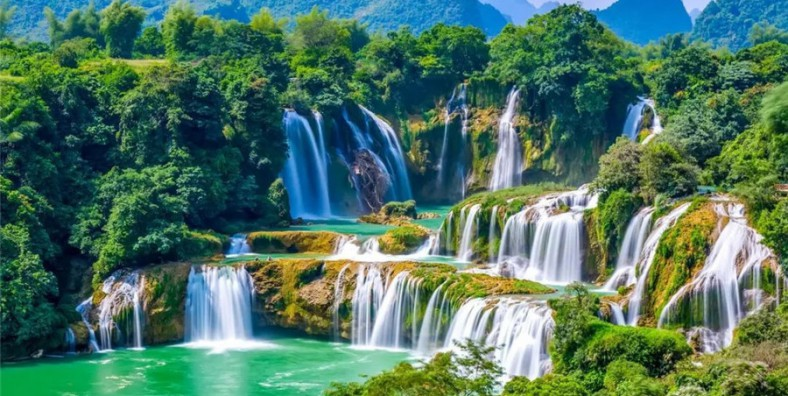 5 Days Nanning City Tour with Detian Waterfall