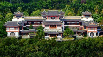 Qingxiu Mountain, Nanning