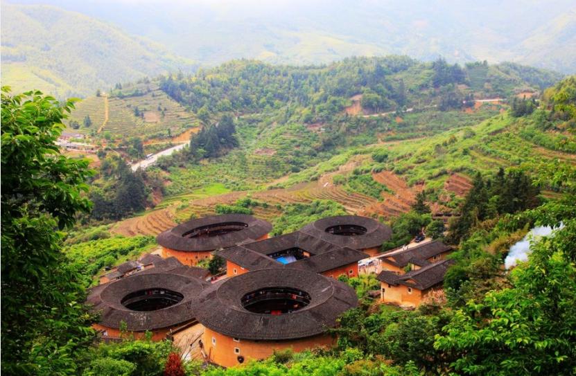 Tulou in Zhangzhou, Fujian-China Travel News