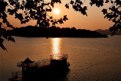 Hongfeng Lake in Guiyang