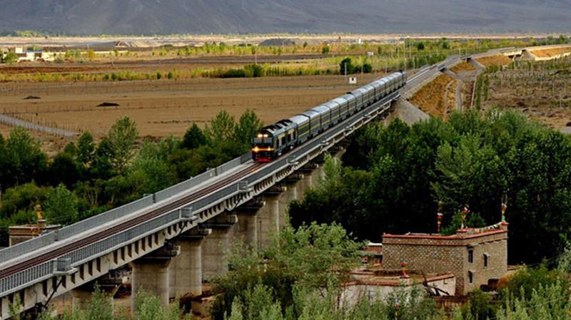 Lhasa-Shigatse Railway