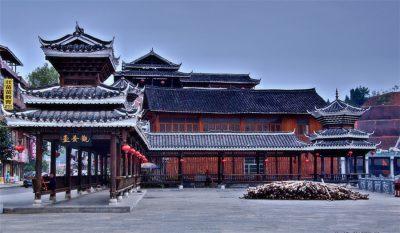 Xiasi Ancient Town in Kaili