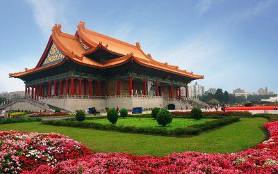 Dr. Sun Yat-sen's Memorial Hall in Guangzhou