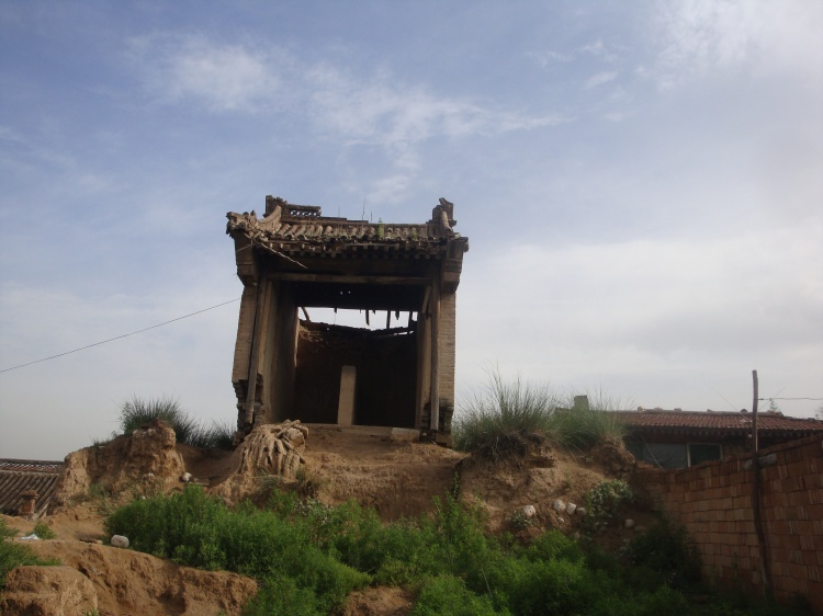 Daiwangcheng Site in Zhangjiakou